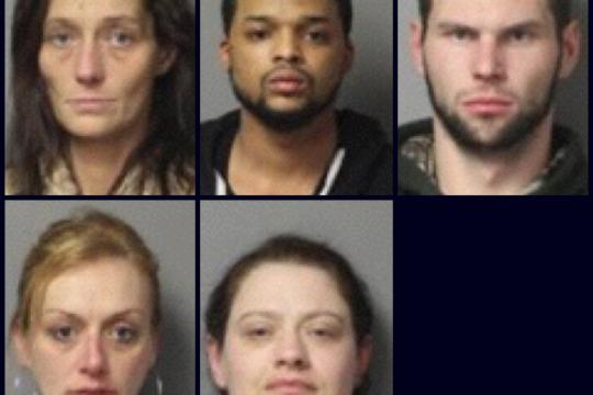 Vanslyke, Nelson, Winney, Esposito, McGowan, unidentified 16-year-old