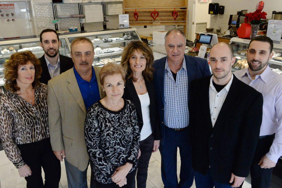 Blue Ribbon Diner family on Friday, February 8, 2019.