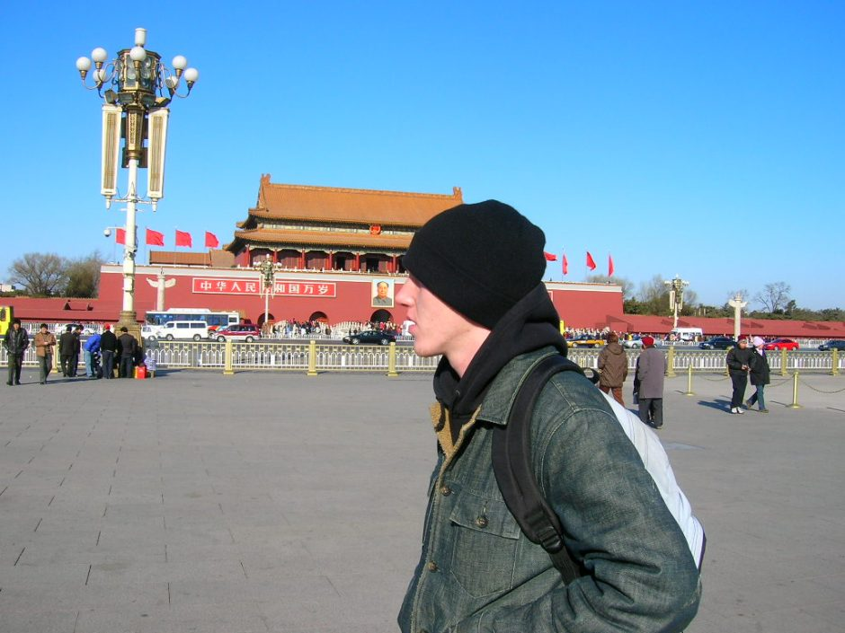 New Daily Gazette reporter Pete DeMola spent eight years in China and had visited 15 countries before joining The Gazette.