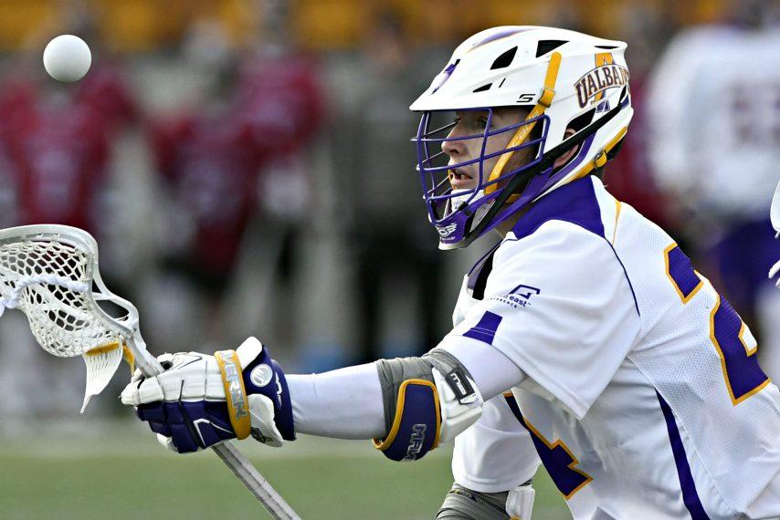UAlbany plays Saturday vs. Maryland.