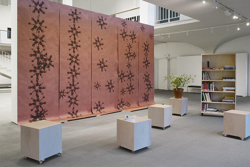 """Nicole Cherubini's """"Flower Wallpaper"""""""
