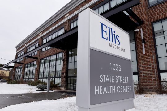 Ellis was one of the Capital Region hospitals rated in the federal Centers for Medicare & Medicaid Services' latest survey.
