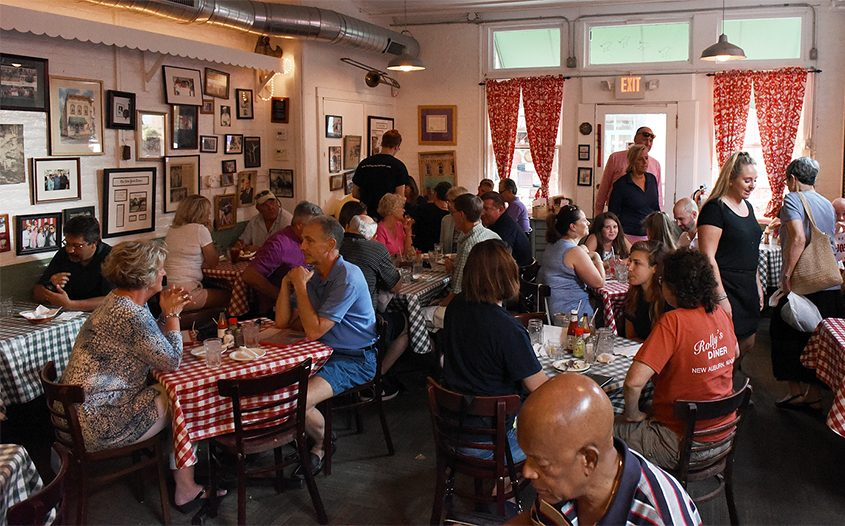Hattie's Restaurant in Saratoga Springs is among restaurants participating.