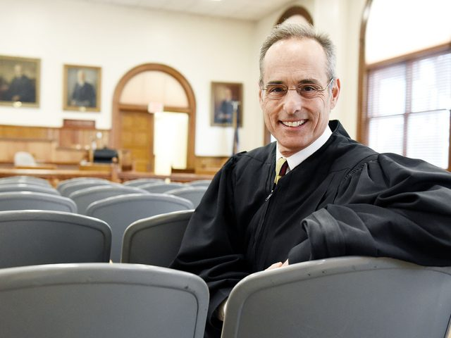 Judge Felix Cantena will oversee the Montgomery County Opioid Treatment Court.