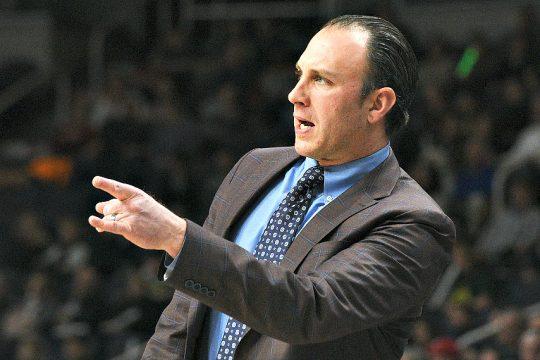 Carmen Maciariello is the new Siena head coach.