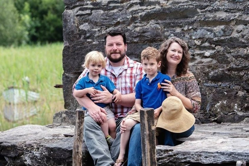 Jim Flanders is being remembered as a beloved husband, father, son, brother, teacher and friend.