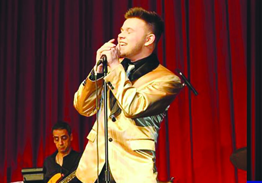 Kid Kyle is part of the Golden Oldies Spectacular at Proctors Saturday night.