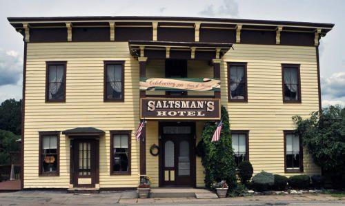 Saltsman's Hotel