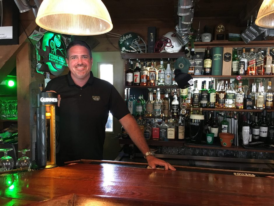 Clifton Park native Bryah Gifford is the owner of Power's Inn and Pub, on Meyer Road in Clifton Park.