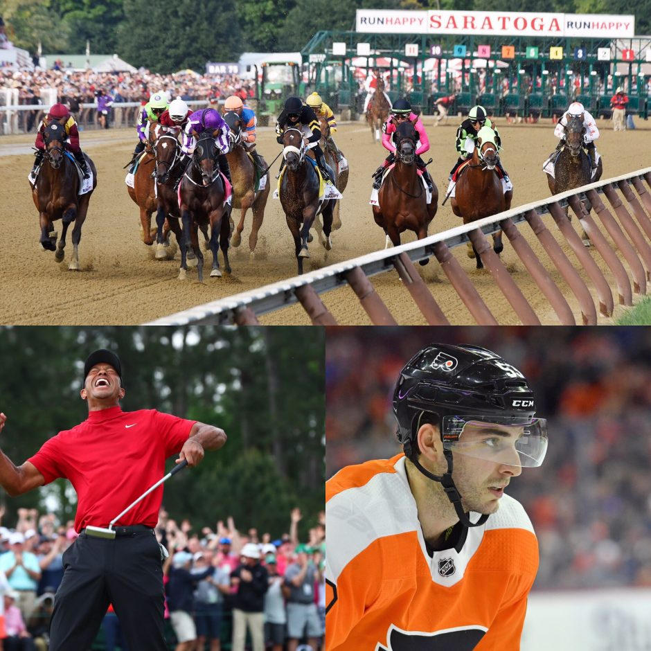 Horse racing, golf and hockey talk on the latest Parting Schotts podcast.