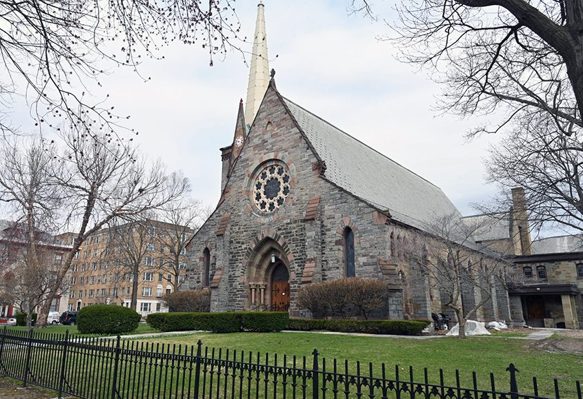 The First Reformed Church of Schenectady