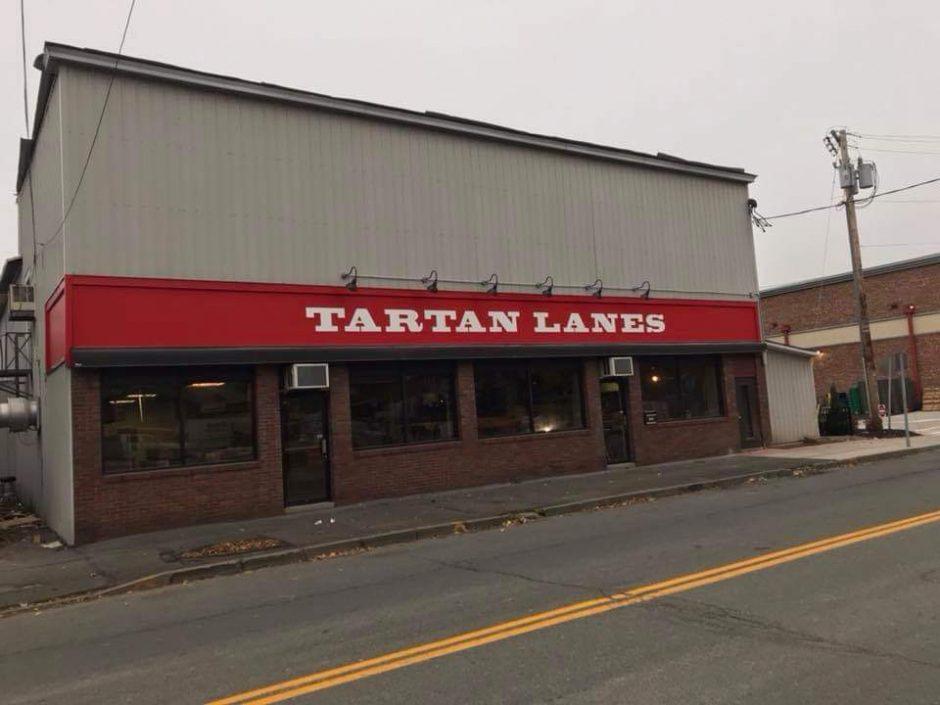 Tartan Lanes in Scotia.