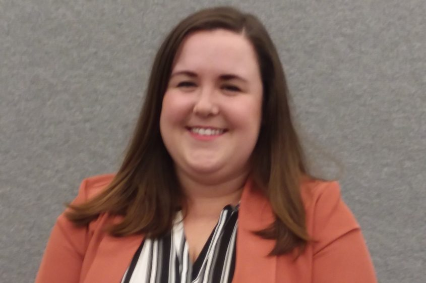 Sara Mae Pratt of Alplaus was appointed to a vacancy on the Schenectady County Legislature on Tuesday.