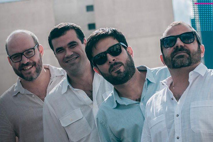 Brazilian band Casuarina brings its Samba sound on July 14.