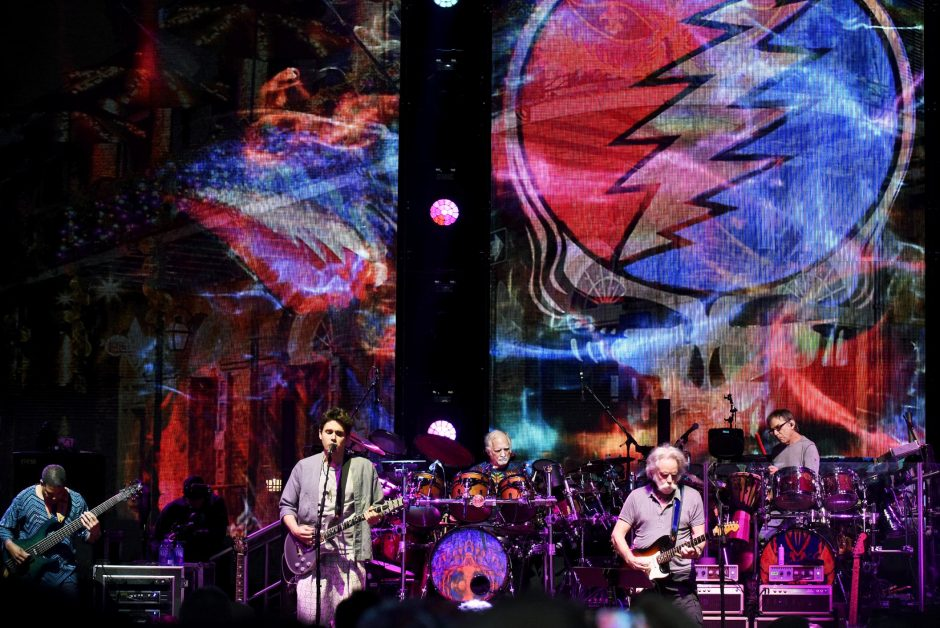 Dead & Company perform at SPAC on June 11, 2018. They return on Tuesday night.