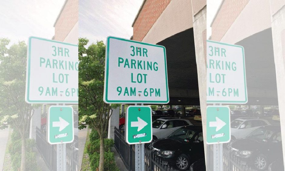 Some downtown Saratoga Springs public lots have been reclassified for short-term (three hour) parking only.
