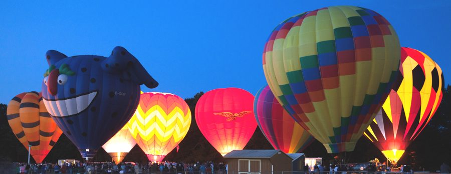 The Saratoga Balloon and BBQ Festival takes flight this weekend at the Saratoga County Fairgrounds in Ballston Spa.