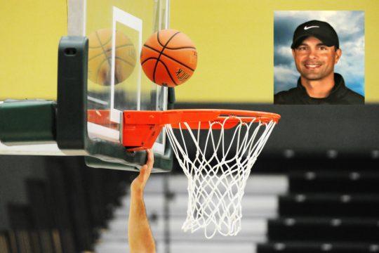 Mike Grasso is the new Niskayuna boys' basketball coach.
