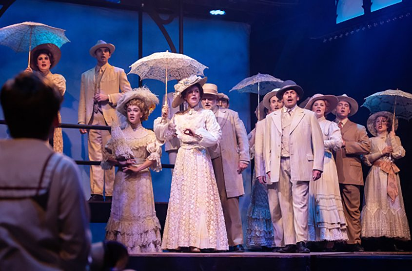 """A scene from """"Ragtime"""" at Mac-Haydn Theatre in Chatham."""