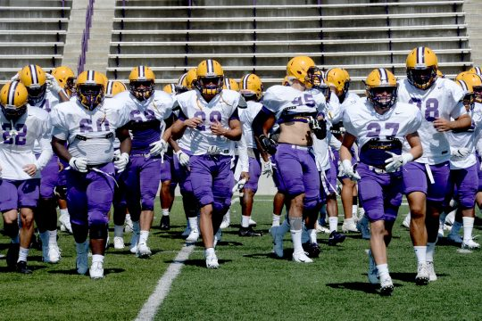 The UAlbany football team's game at Centeal Michigan on Thursday will be on ESPN3