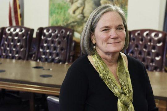 Mayor Meg Kelly