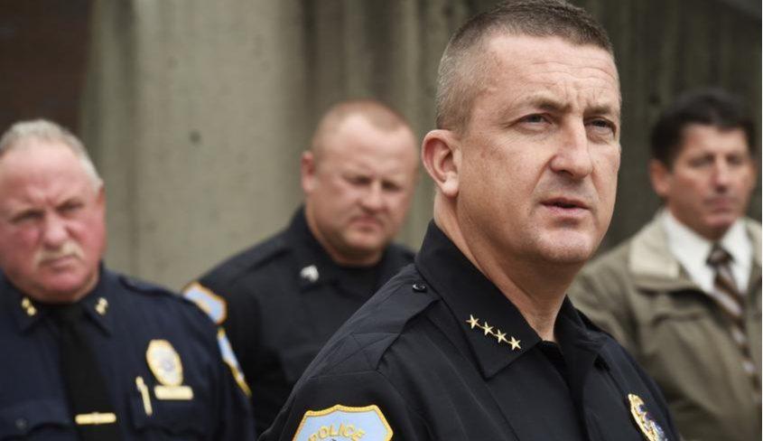 Schenectady Police Chief Eric Clifford
