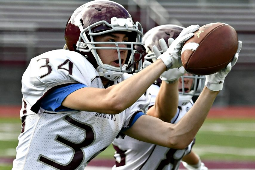 Burnt Hills is No. 1 in Class A.
