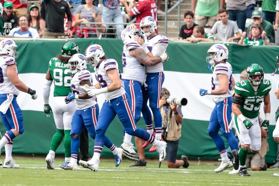 After beating the Jets last Sunday, the Bills will try to complete the MetLife Stadium daily double when they face the Giants.