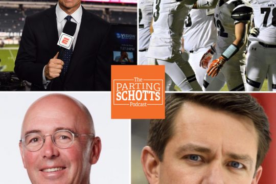 Sean McDonough, high school football and a possible change on NBC's NHL coverage are discussed on the latest podcast.