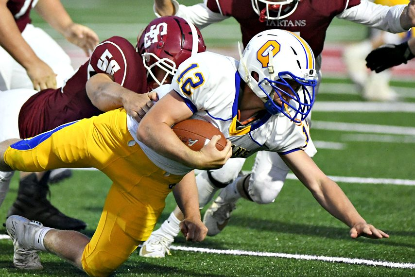 Queensbury topped Scotia in Week 3.