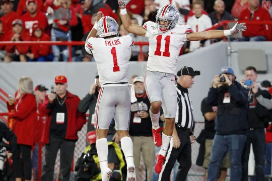 Ohio State hosts Michigan State on Saturday night.