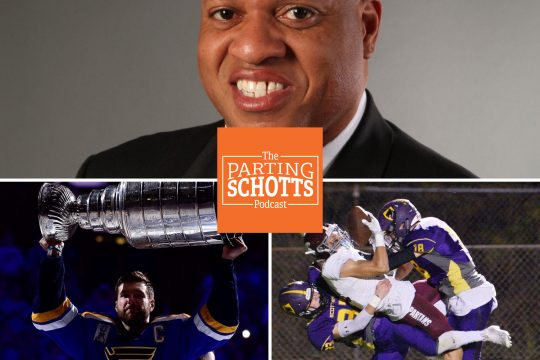ESPN Radio's Freddie Coleman, NHL talk and high school football Week 5 preview highlight this week's show.
