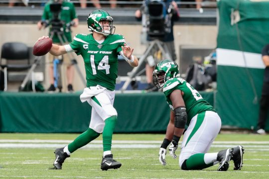 After battling mono, New York Jets quarterback Sam Darnold returns to the lineup Sunday.