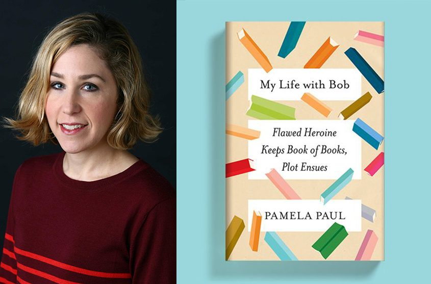Pamela Paul and her most recent book.