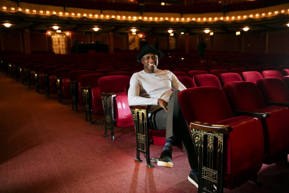 Wayne Brady, shown here in Chicago in 2017, will perform Saturday night at Rivers Casino & Resort.