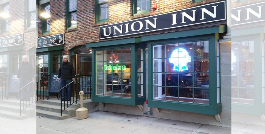The Union Inn is pictured in 2018