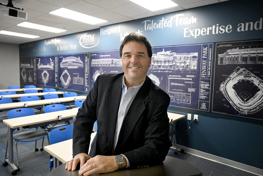 GTM Payroll Services CEO Guy Maddalone is overseeing expansion of the 70-employee Halfmoon company.