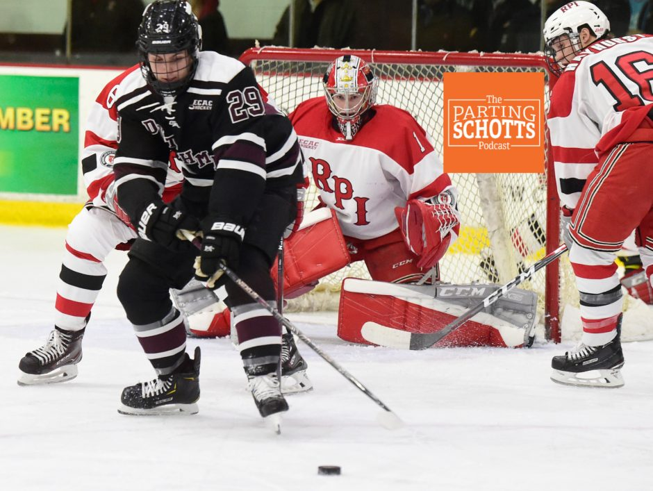 Union and RPI face each other to open the ECAC Hockey season this weekend.