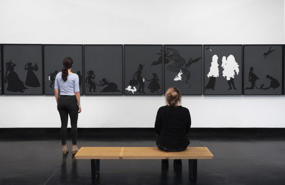 """Installation view, """"Beauty   & Bite,"""" Frances Young Tang Teaching Museum and Art Gallery at Skidmore College."""