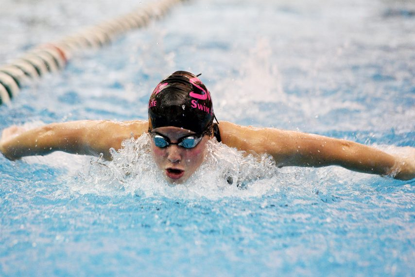 Alison Sposili of Shenendehowa is seeded No. 1 in a pair of individual events.