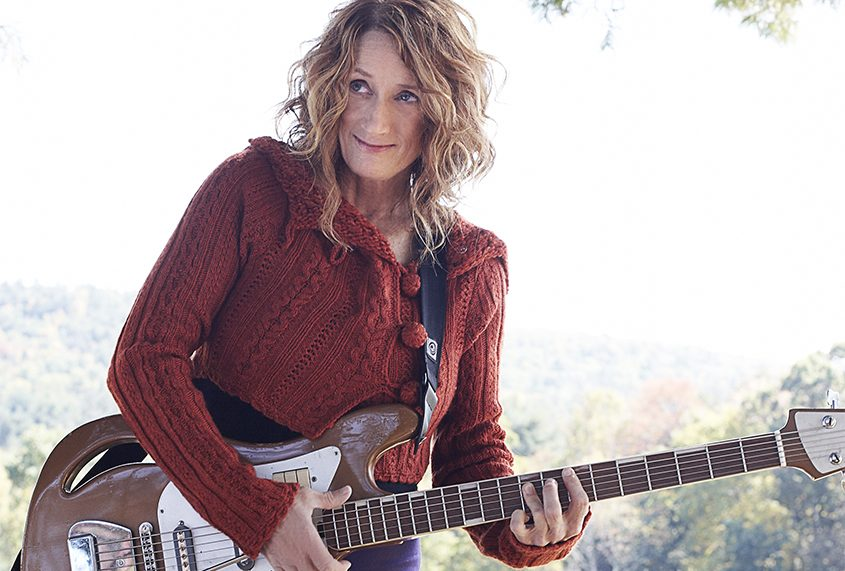 Patty Larkin will be among Saturday's performers at The Eighth Step show at the GE Theatre at Proctors..