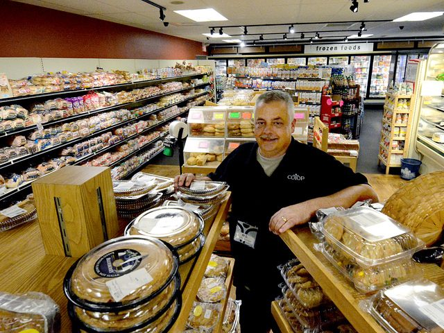 """Former Niskayuna Co-Op General Manager Richard """"Rit"""" Gabree is seen in this file photo from July 25, 2017."""