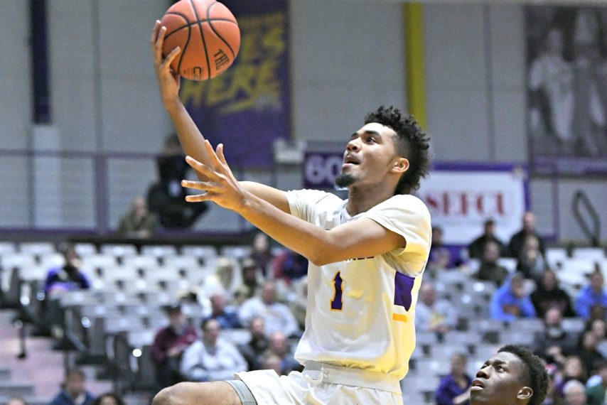 UAlbany hosts American at 10 a.m. Saturday.