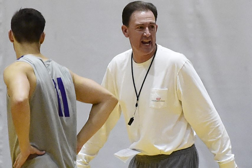 Head coach Will Brown's UAlbany men's basketball team lost 72-51 to Boston College on Tuesday.