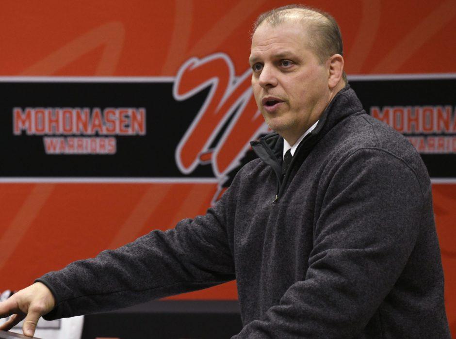 John Gallo is the new Mohonasen High School football coach.