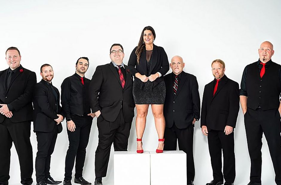 Funk Evolution will headline a Roaring Twenties-themed party at Rivers Casino.