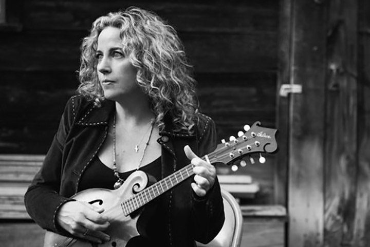 Singer-songwriter and multi-instrumentalist Amy Helm is at Caffe Lena for two nights this weekend.