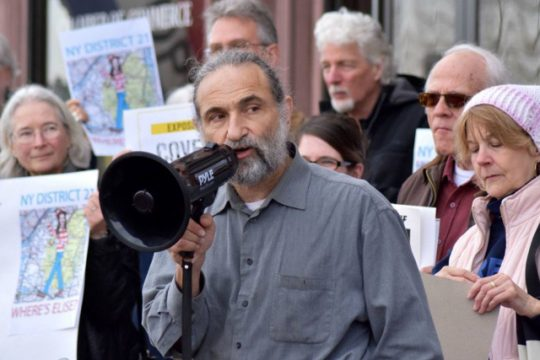 Longtime progressive activist Joe Seeman is expected to announce his bid for state Assembly on Monday.