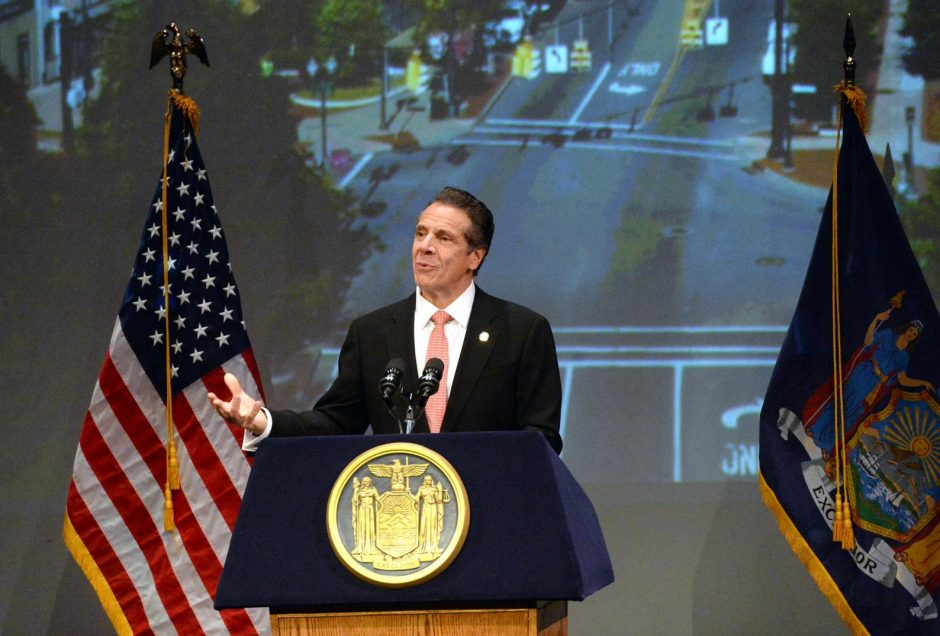 Gov. Andrew Cuomo should address the state's population loss at his State of the State, but it's unlikely he will.