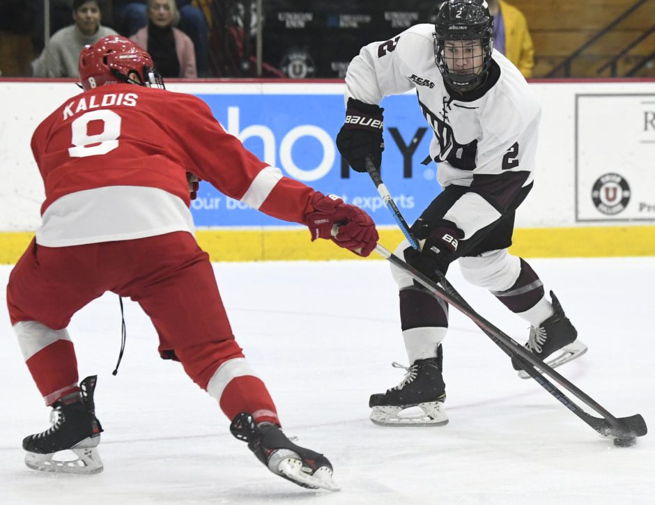 Union lost at Yale 5-0 on Friday.